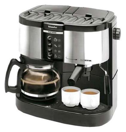 cafetiere mixte
