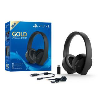 casque sony ps4