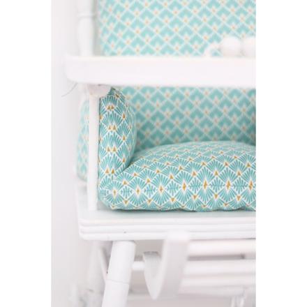 coussin chaise haute
