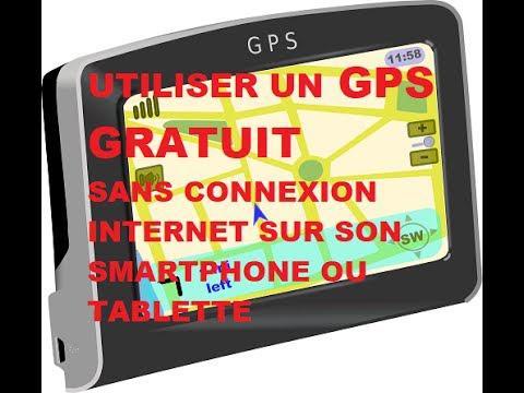 gps gratuit sans connexion internet