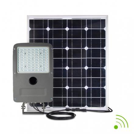 projecteur led solaire