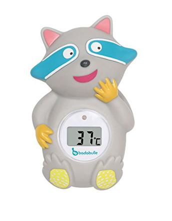 thermomètre de bain bébé