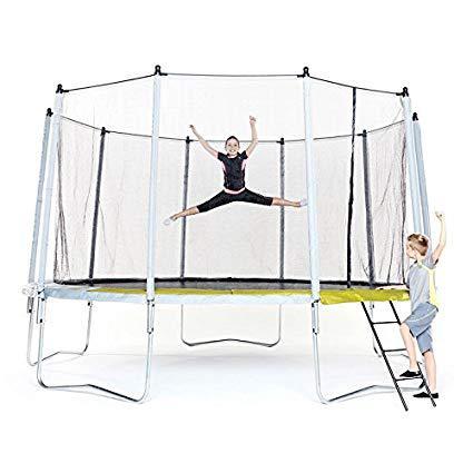 trampoline domyos 420