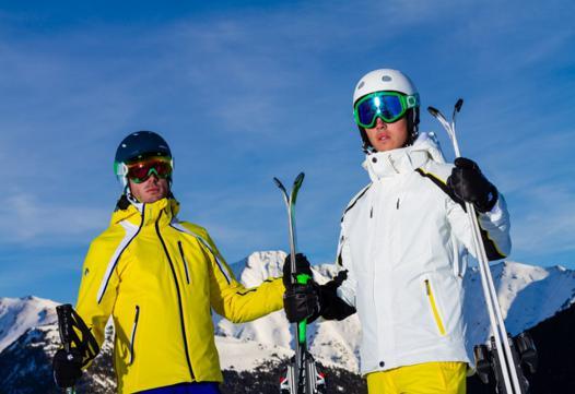 vetement ski