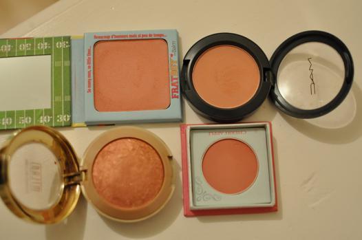 blush abricot