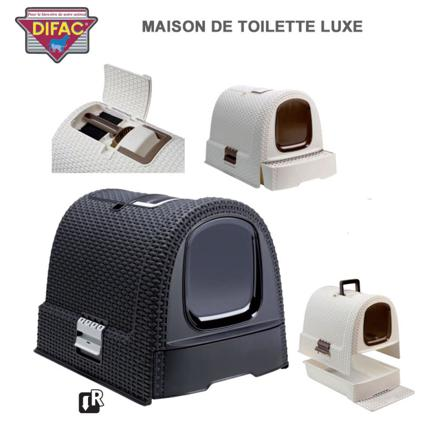 caisse chat