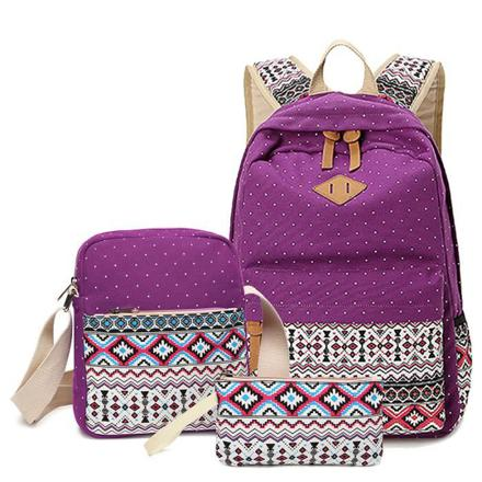 cartable ecole fille