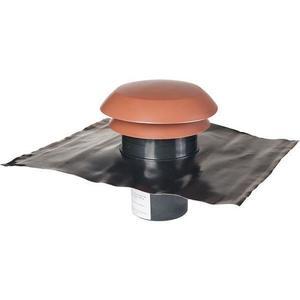 chapeau ventilation toiture