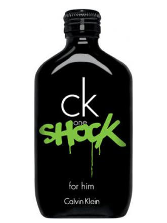 ck one shock