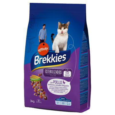 croquette chat brekkies
