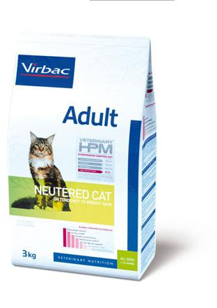 croquettes virbac chat stérilisé