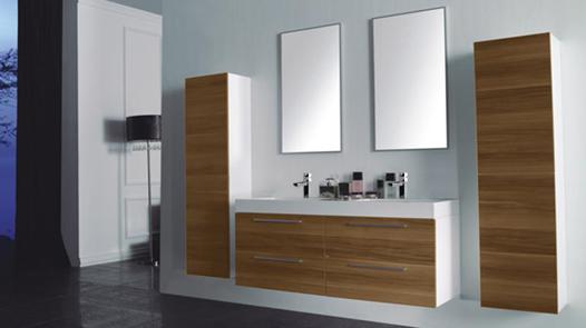 double vasque meuble salle de bain