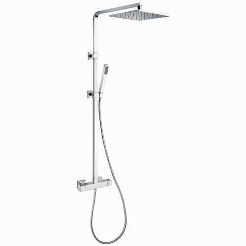 ensemble douche thermostatique grohe