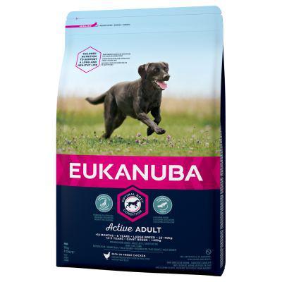 eukanuba large breed