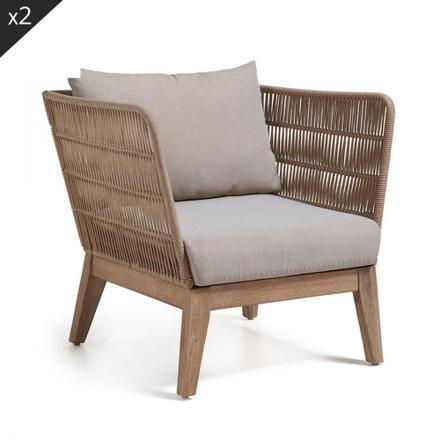 fauteuil de terrasse