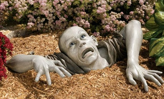 figurine de jardin
