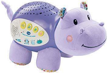 hippopotame veilleuse