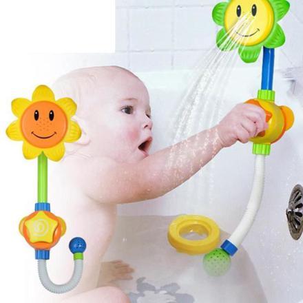 jeux de bain bébé