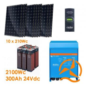 kit solaire autonome