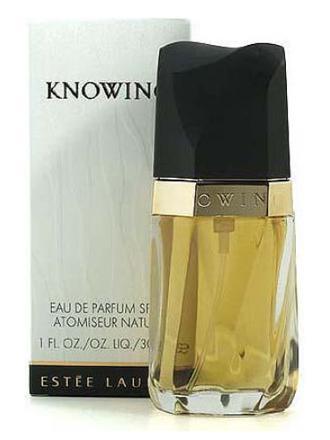 knowing parfum