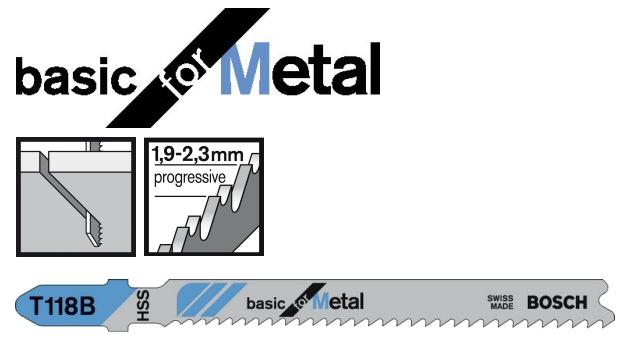 lame scie sauteuse metal