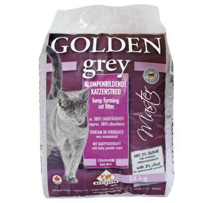 litiere golden grey