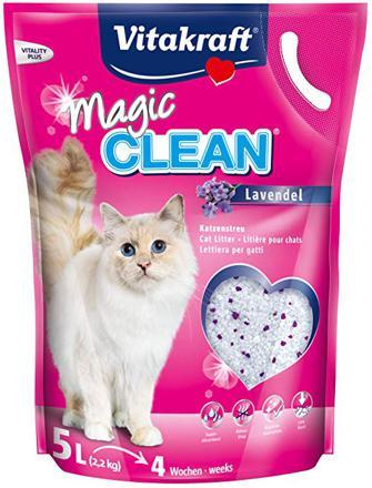litière magic clean