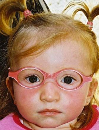 lunette bebe fille