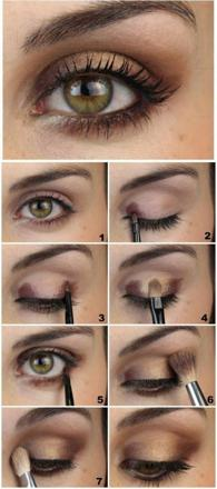 maquillage fard a paupiere