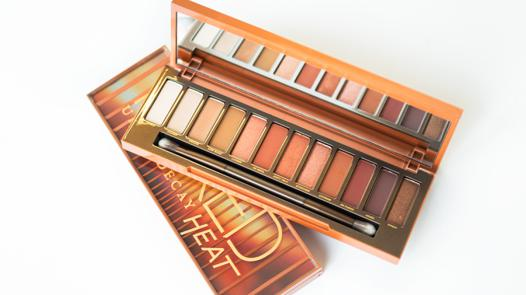 palette urban decay heat