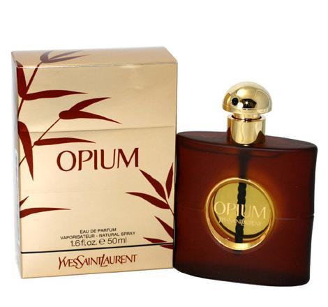 parfum opiume femme