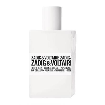 parfum zadig et voltaire 100ml