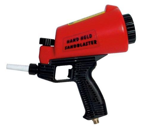 pistolet sablage