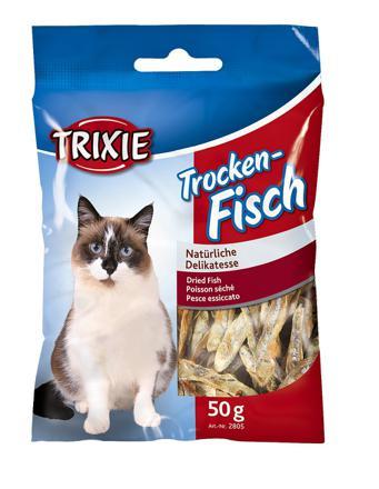 poisson pour chat