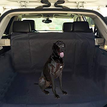 protection coffre voiture chien