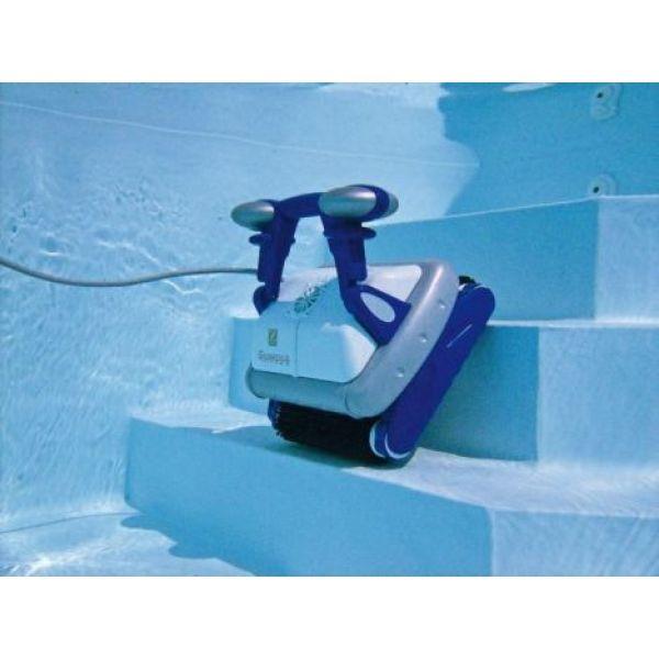 robot nettoyeur de piscine