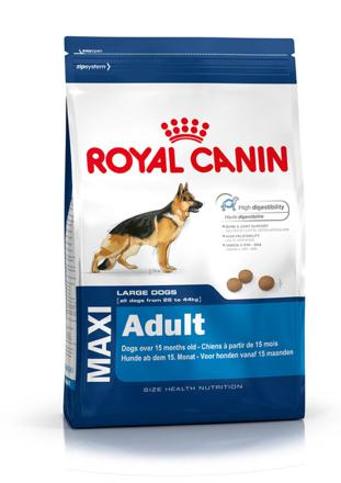 royal canin maxi adulte