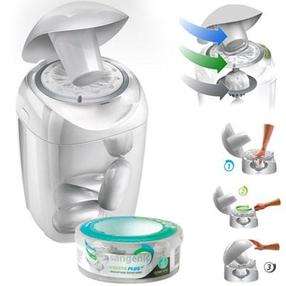 sac poubelle tommee tippee