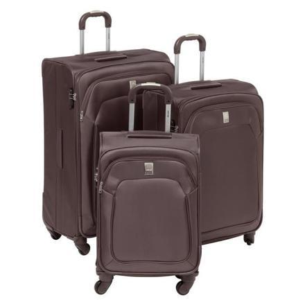 set 3 valises delsey