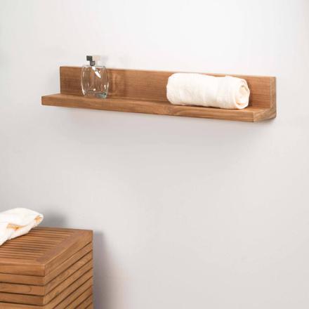 tablette de salle de bain