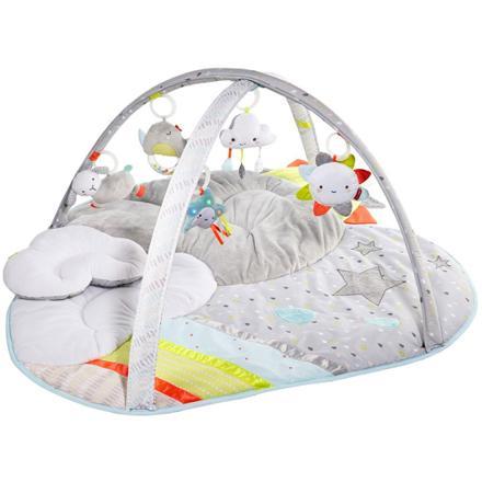 tapis d éveil nuage