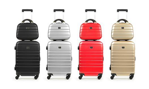 valise avec vanity
