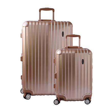 valise rose gold