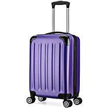 valise violette