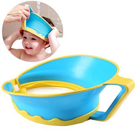 visière bain bébé