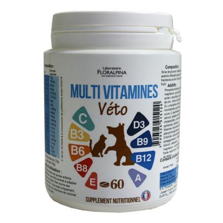 vitamine pour chien