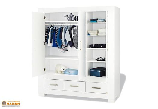 armoire pour bébé