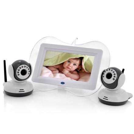 babyphone double camera