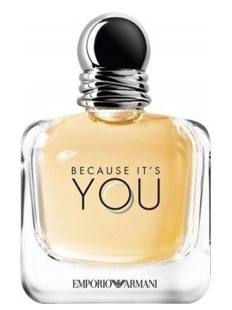 because of you parfum
