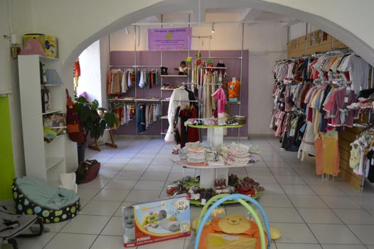 boutique puericulture